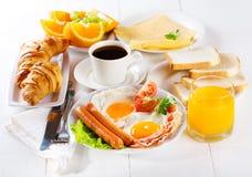 早餐 免版税库存照片