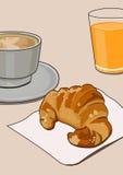 早餐 库存图片