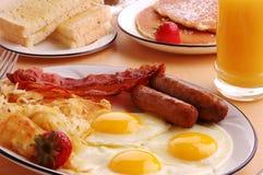 早餐 免版税库存图片