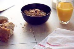 早餐 库存照片
