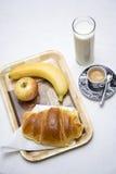 早餐edzr家 库存图片