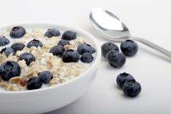 早餐muesli 免版税库存图片