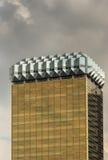 旭区啤酒在东京总部设大厦 免版税库存照片