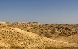 旱谷Kelt沙漠峡谷  库存图片