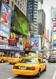 时代广场,纽约 免版税库存图片