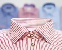 时尚人企业衬衣 免版税库存图片