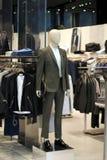 时尚商店显示 库存图片