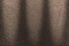 时尚家具内部外部装饰构思设计的皮革纹理背景 免版税图库摄影