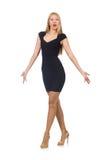 时尚概念的妇女 免版税库存照片