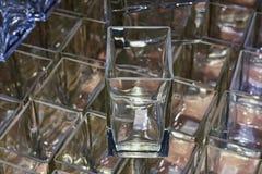 时尚玻璃玻璃 库存图片