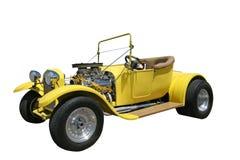 时段旧车改装的高速马力汽车t 库存图片