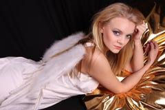 时装模特儿工作室 免版税库存照片