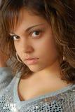时装模特儿年轻人 免版税图库摄影