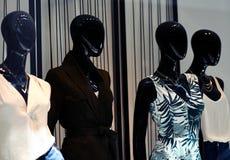 时装模特 免版税库存照片