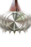 时钟传统行动的摆锤 免版税库存图片