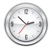 时钟例证向量 图库摄影