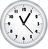 时钟办公室 免版税库存照片
