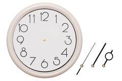 时钟墙壁 图库摄影