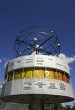 时钟时间世界 图库摄影