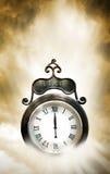 时钟时间 库存图片