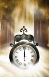时钟时间 图库摄影