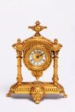 时钟法语 图库摄影