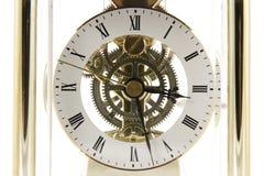 时钟结构 免版税库存图片