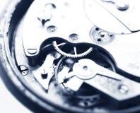 时钟结构 免版税图库摄影