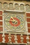 时钟荷兰语塔 免版税库存照片