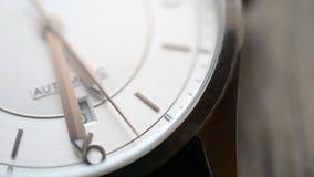 时钟表盘宏观英尺长度 影视素材
