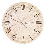 时钟表盘 图库摄影