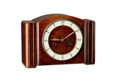 时钟被塑造的老 免版税图库摄影