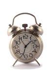 时钟铁 库存图片
