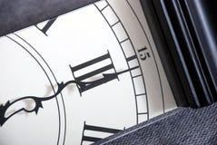 时钟detail1 库存图片