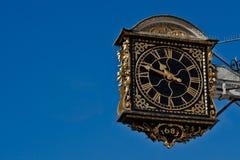 时钟guildford 免版税库存照片