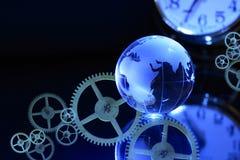 时间世界 免版税库存图片
