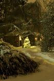 时间冬天 库存图片