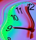 时间异常 免版税库存照片