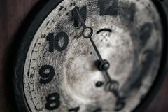 时间 免版税库存照片