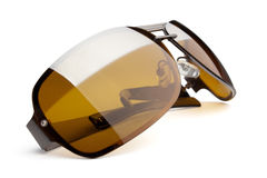 时髦的太阳镜 免版税库存图片