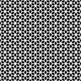 时髦的无缝的几何样式背景 免版税库存照片