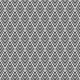 时髦的无缝的几何样式背景 库存照片
