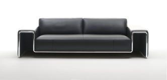 时髦的沙发 免版税库存图片