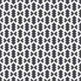 时髦的重复的几何纹理 图库摄影