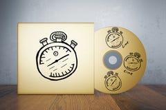 时间安排概念 图库摄影