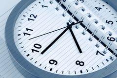 时间安排 图库摄影