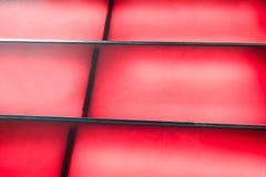 时代广场红色步、青年文化和旅游业概念 免版税库存照片