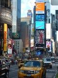 时代广场纽约2012年9月 图库摄影