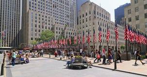 时代广场,纽约百老汇 库存照片