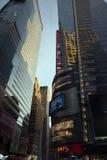 时代广场, NY 免版税库存照片